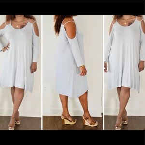 Plus Size Double Strap Top or Dress